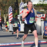Paul Heyse wins his age group in the 2014 Rite Aid Cleveland Marathon 10K race.  RAY RIEDEL/CHRONICLE