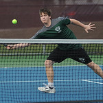 Westlake's Thomas Reusser plays first doubles.