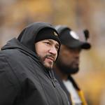 of an NFL football game in Pittsburgh, Sunday, Dec. 30, 2012. (AP Photo/Gene J. Puskar)