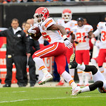 Kansas City Chiefs running back Jamaal Charles runs for a touchdown in the first quarter of an NFL football game against the Cleveland Browns Sunday, Dec. 9, 2012, in Cleveland. (AP Photo/To …