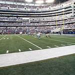 Dallas Cowboys and Cleveland Browns in overtime of an NFL football game Sunday, Nov. 18, 2012 in Arlington, Texas. (AP Photo/Brandon Wade)