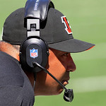 Cincinnati Bengals head coach Marvin Lewis watches from the sidelines in the first half of an NFL football game against the Cleveland Browns, Sunday, Sept. 16, 2012, in Cincinnati. (AP Photo …